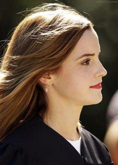 Emma Watson\'s graduation