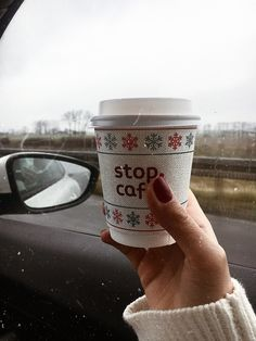 #coffee #stopcafe #way #car #poland #rednauls #happytime #coffeelover