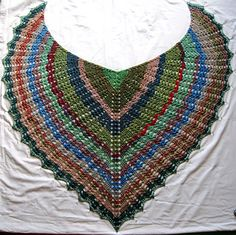 Please see the pattern posted at Crochetville for a full corrected version which includes photos.