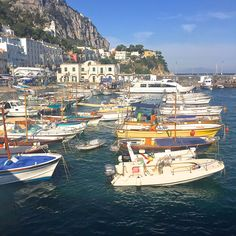 Capri, Italy: http://peachesncreme.org/2015/09/22/pompeii-perusin-naples-nice-and-capri-coolin-all-in-one-weekend/