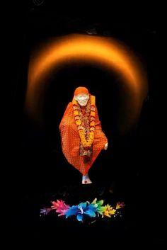 Sai Baba Hd Wallpaper, Sai Baba Wallpapers, Happy Morning Quotes, Sikh Quotes, Sai Baba Pictures, Sai Baba Quotes, Baba Image, Om Sai Ram, Buddha