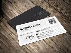 Free Modern Metro Business Card Template Design Graphique Modles Gratuits De Cartes Visite