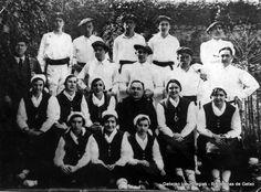Areetako Etxe Sozialaren inaugurazioa / Inauguración de la Casa Social de Las Arenas, 1928 (ref. 05312)
