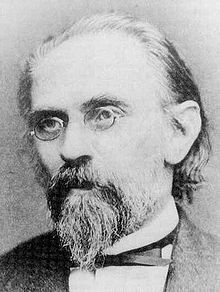 Richard August Carl Emil Erlenmeyer or Emil Erlenmeyer (28 June 1825 – 22 January 1909) was a German chemist known for contributing to the early development of the theory of structure, formulating the Erlenmeyer rule, and designing a type of chemical flask.  https://en.wikipedia.org/wiki/Emil_Erlenmeyer