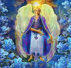 Archangel Zadkiel helps you remember who you are in terms of your true spiritual heritage as a child of God. Call upon Zadkiel to increase your self-esteem and feelings of self-worth and deservedness.