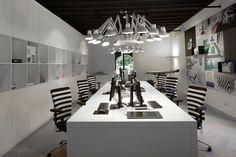 Studio Jan des Bouvrie in Het Arsenaal. #designstudio #interiordesign
