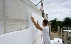 ISOLAMENTO TÉRMICO www.renobuild.pt/servicos/isolamento-termico/ #renobuild #isolamentotérmico #cappoto #etics #Algarve Thermal Insulation, Algarve, Insulation, Houses