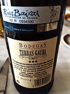 El Alma del Vino.: Adegas Terras Gauda 2014.