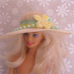 Love barbies hat