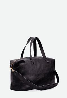 Sac Week End Noir 13EUR
