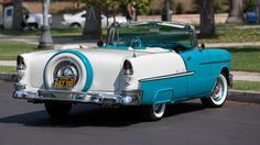 1955 Chevrolet Bel Air Convertible - 3 1954 Chevy Bel Air, 1955 Chevy, 1955 Chevrolet, Chevrolet Bel Air, My Dream Car, Dream Cars, Convertible, Automobile, Us Cars