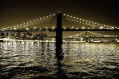 New York City Bridges by RLJ Photography NYC, via Flickr