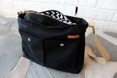 DIY Bag - tutorial (in Finnish)