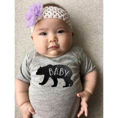 Super cute as gifts or for photos!  Adult and baby tees are soft poly/cotton - combed ringspun - so comfy!  90/10 cotton/poly. All t-shirts are heather gray.