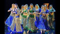 Chammak Challo, Indian Dance Group Mayuri, Russia, Petrozavodsk