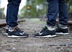 "Solebox x Saucony Shadow 5000 ""The Lucanid"""