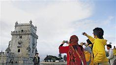 Número de turistas em Portugal é maior do que o de habitantes