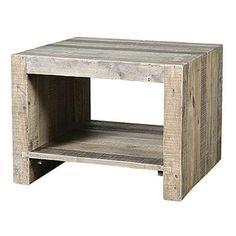Une table de chevet en bois choisir ou faire vous - Construire une table de chevet ...