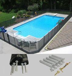 Life Saver V110P-5 DIY Pool Fence Section