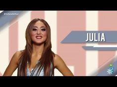 Yo soy del Sur |  Julia borda una sevillana a Enrique Montoya