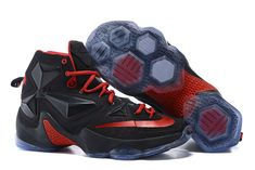 best service d5d21 d2178 2016-2017 Sale WMNS LeBron 13 XIII Black Red New Arrival 2016 Sneakers Nike,