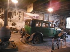 Madrid Old Coal Town Museum || Visit Madrid New Mexico