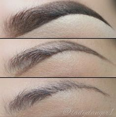 Tips on how to do the perfect eyebrow arch by Joi Pearson for Rolling Out