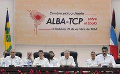 Declaración de la Cumbre Extraordinaria del ALBA-TCP sobre el Ébola › Cumbre Extraordinaria del ALBA-TCP sobre el Ébola › Granma - Órgano oficial del PCC