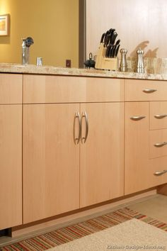 Modern Light Wood Kitchen Cabinets painted cream cabinets images | solid wood kitchen cabinet - china