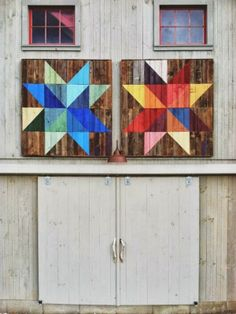 faded barn quilts - Google Search