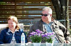 Guy and Nancy