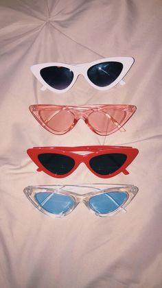 Slim 90s Cat Sunglasses Tinted Celebrity designer Insta Baddie Hipster Retro UK