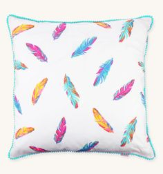 Sunuva Feathers Cushion