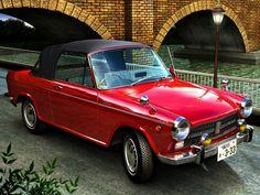 ダイハツ コンパーノスパイダー Daihatsu, Japanese Cars, Old Cars, Cars Motorcycles, Classic Cars, Automobile, Europe, Kawaii, America