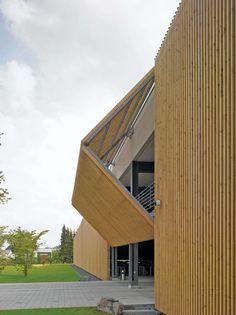 Birk Heilmeyer und Frenzel Architekten - Parkpalette in Coesfeld-Lette