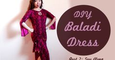 Here's Part 2 of DIY Baladi Dress / Saidi Dress series! In this tutorial, you'll sew together a baladi dress that fits your size perfectly :)