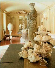 Shells, Statue, Coral, French Decor