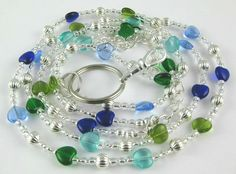 CUSTOM ORDER for Etsian Redoashgar Blue and Green by OklahomaMama, $15.00