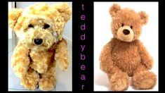 How to make TEDDY BEAR DOG COSTUME MUNCHKIN OUTFIT - DIY Dog Craft by Co...