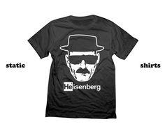 Heisenberg Shirt | Breaking Bad TShirt