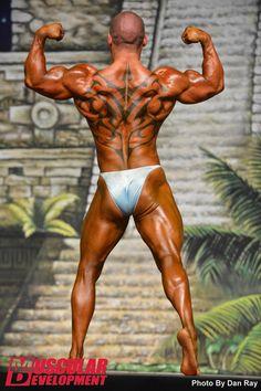 Jesse Hobbs - NPC Europa SuperShow #bodybuilder #muscle