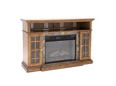 Twin-Star ClassicFlame Lakeland Fireplace Console #steinhafels