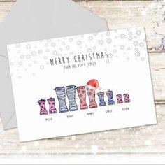 Merry Christmas, Family Christmas Cards, Holiday Cards, Christmas Decor, Christmas Ideas, Christmas Activities, Christmas 2017, Xmas Cards, Handmade Christmas