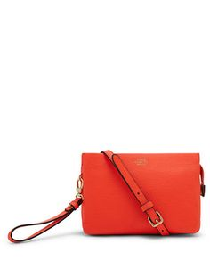 Cami Leather Crossbody Bag   Lord and Taylor