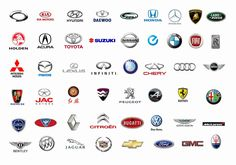 Car Logos And Names List Horse Carbk Co