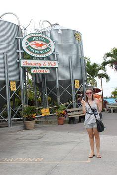 #27- Tour 5 Breweries: 4. Kona Brewing Company, Kona, Hawaii, June 2011
