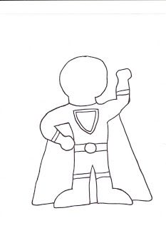 Tales of an Elementary Teacher: Super Hero theme templates