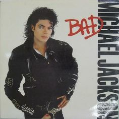 Michael Jackson  Bad, NM