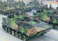 Armorama :: ZTZ-99a1 Digital camouflage
