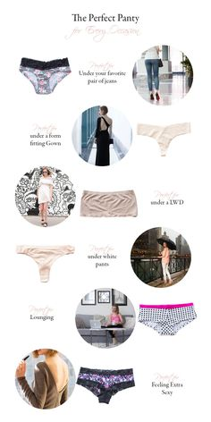 The perfect panty fo